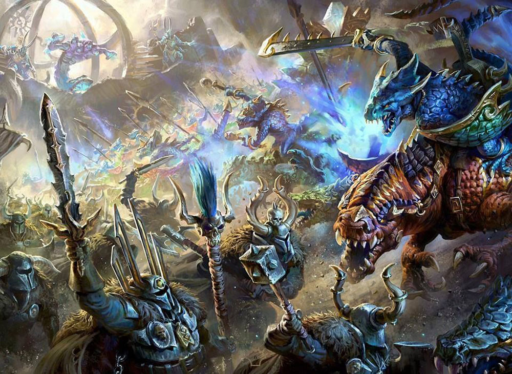 What do we expect from Warhammer Age of Sigmar in 2019