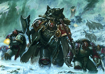 Space Wolfs codex opinion