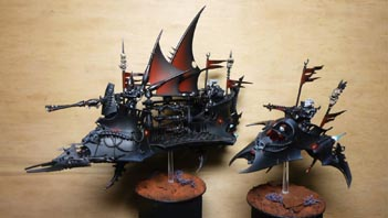 New Dark Eldar kabal