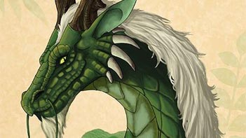 Mint Dragon - miniature painting contest