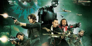 Star Wars: Rogue One oppinion.