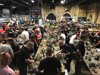 Fresh photos from Warhammer World