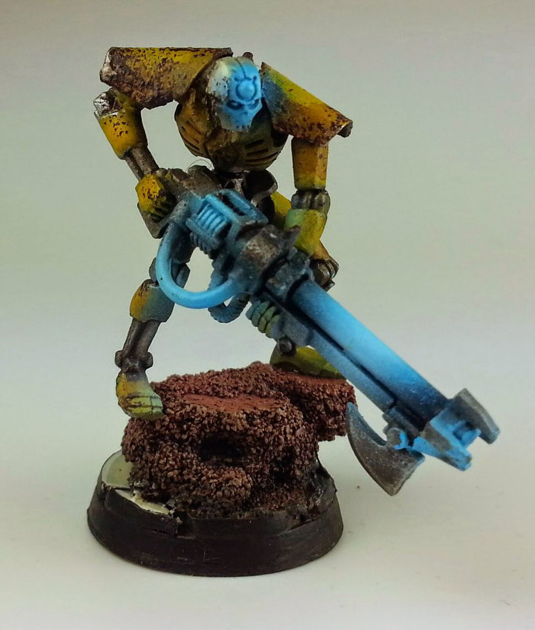 Awesome Necron Conversion
