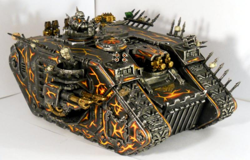 Land Raider conversions